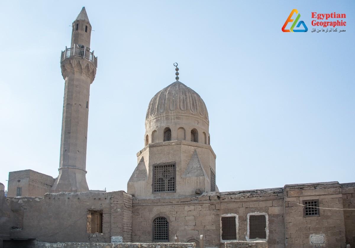 بقيع مصر مقابر الصحابة والأولياء