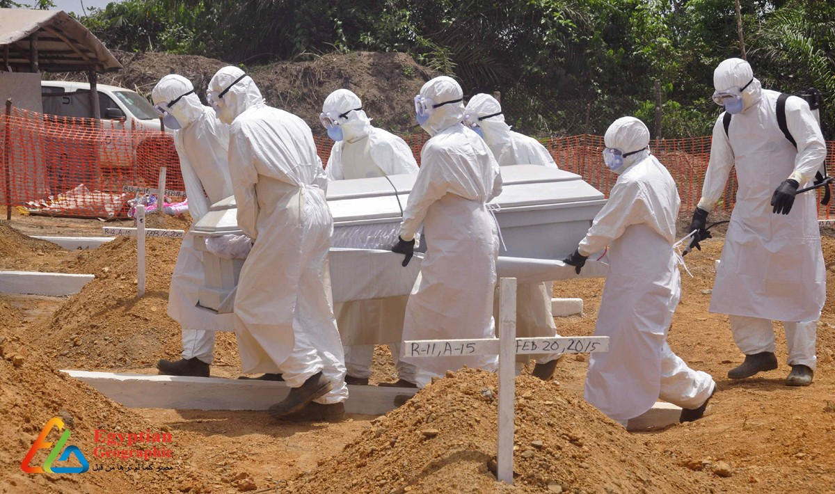 Cالأرض الحرام.. مقابر جماعية لضحايا الأوبئة والفيروسات