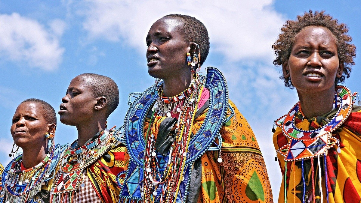 Maasai people ..The ancient tribes of East Africa challenges time