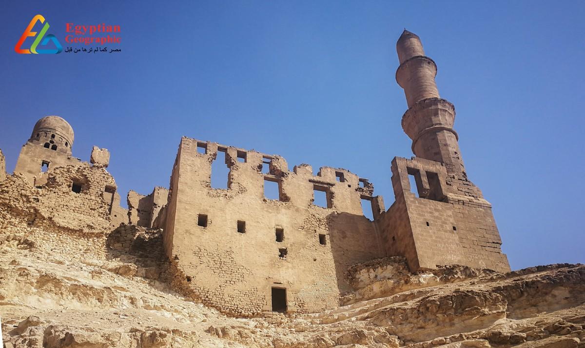 أطلال مسجد شاهين الخلوتي