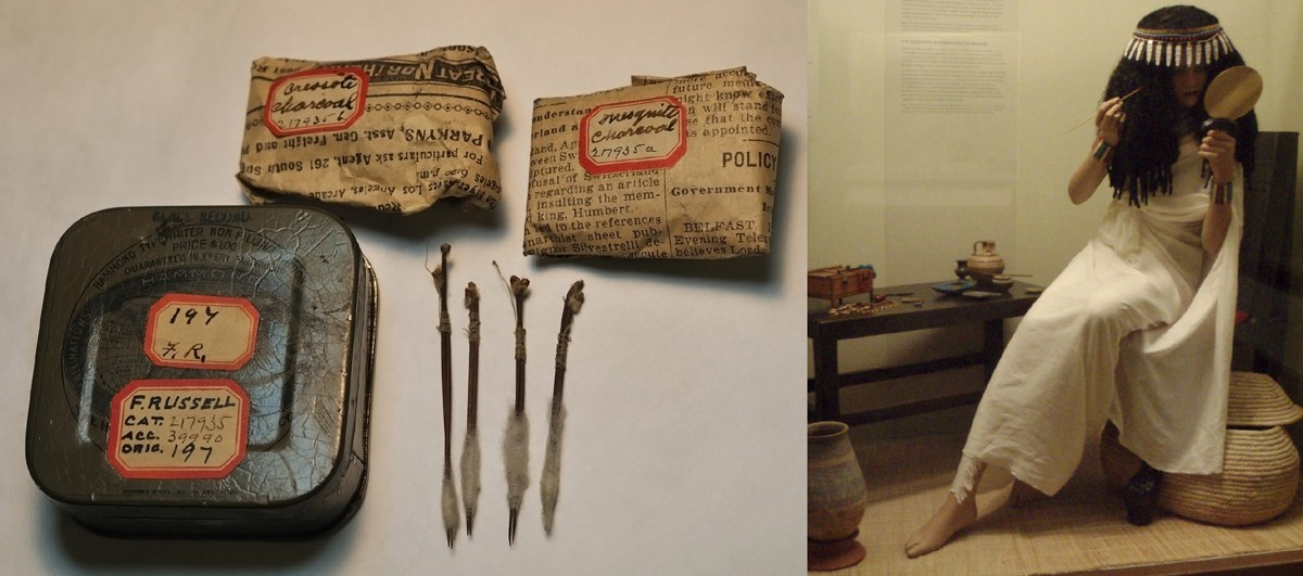 CEgyptian inventions: The sundial, wig, and pharaonic brush